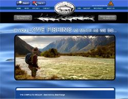 Complete Angler Fishing New Zealand