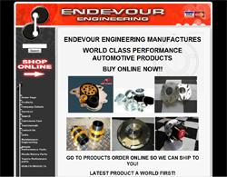 Endevouren Engineering Manufactures