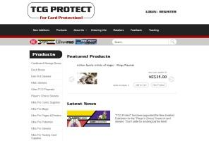 TCG Protect - Card Protection