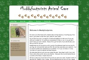 Muddyfoot Prints - Animal Care